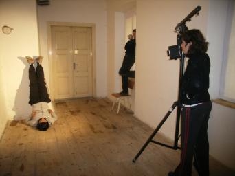 from Lo Spazio Nudo at Cesta Residency 2007