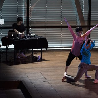 Monday Match with Miri Lee and Jong Kag Park, photo by Theo van Loon